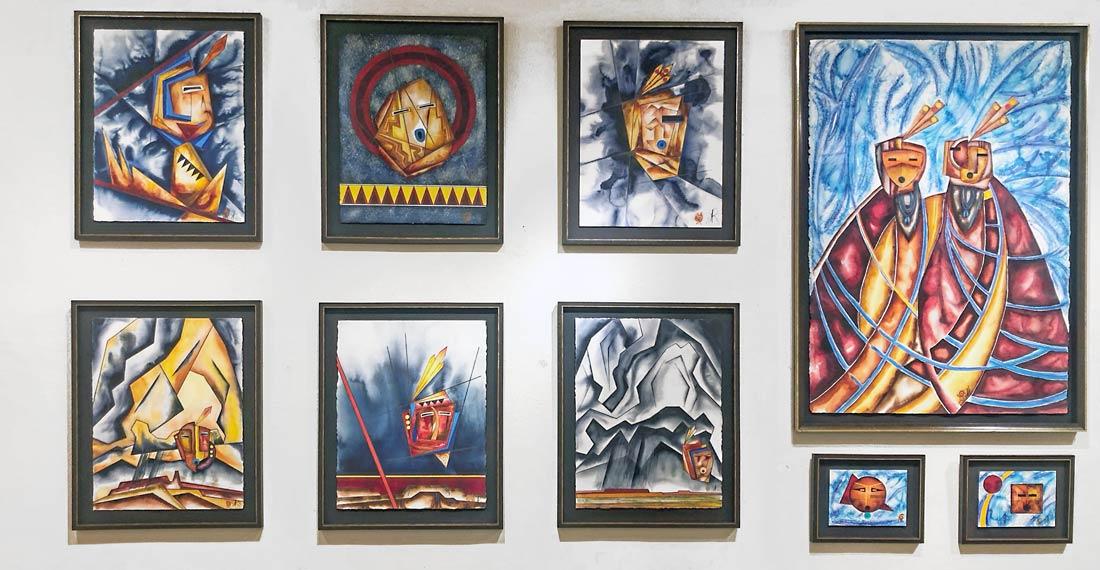 Southwest Art Exhibition Santa Fe New Mexico